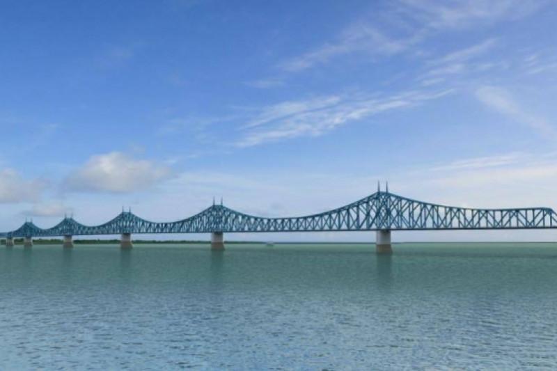 Якутия представила на ВЭФ инвестпроекты по строительству судоверфи и моста через Лену