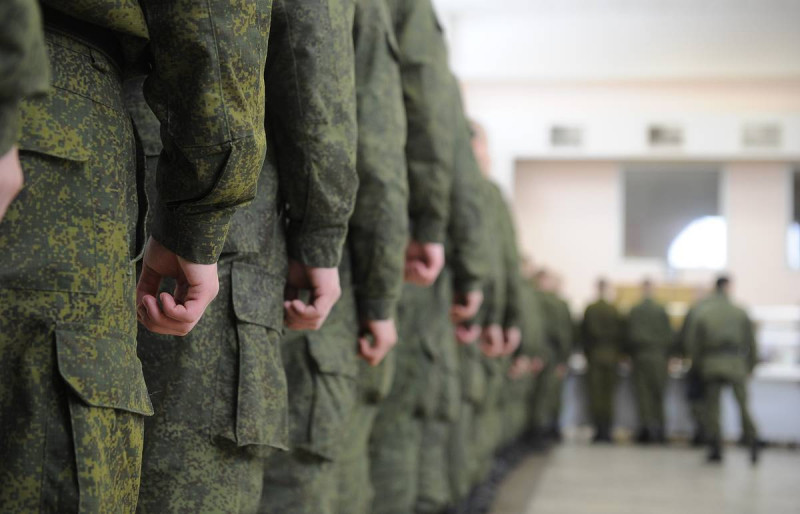Весенняя призывная кампания стартовала в Якутии