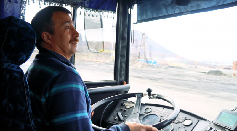 В Якутске с 8 февраля изменится схема движения городских автобусов №15, 25, 41
