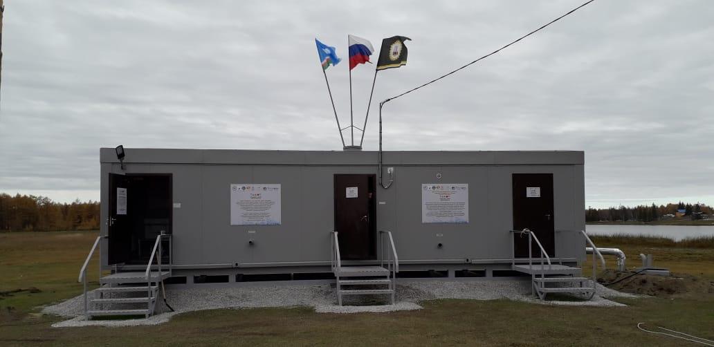В селе Харыялах Верхневилюйского улуса открывается водоочистная станция
