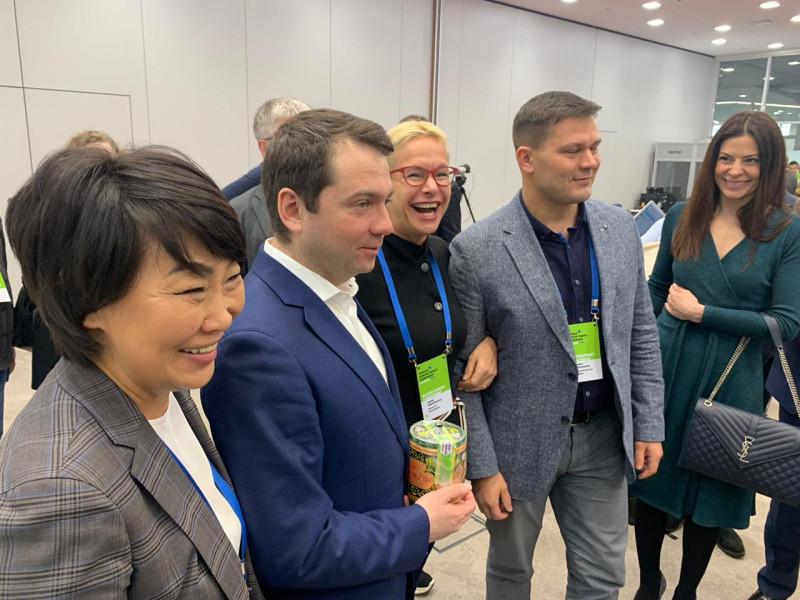 Якутия приняла участие во Всемирном конгрессе World Urban Parks-2019