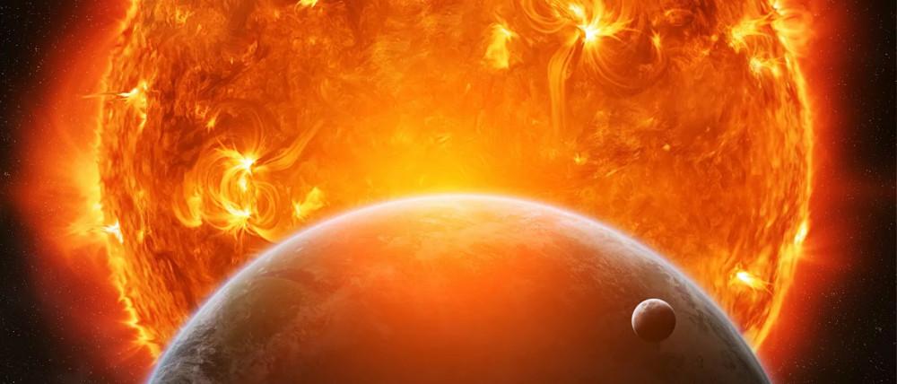 Прощай, Солнце: назван срок гибели человечества