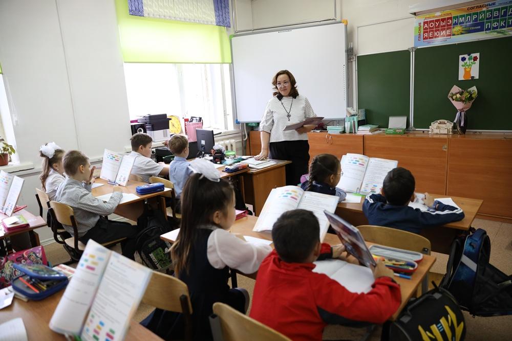 Учитель начальных классов СОШ № 3 Людмила Элляева: В каждом ребенке важно увидеть личность
