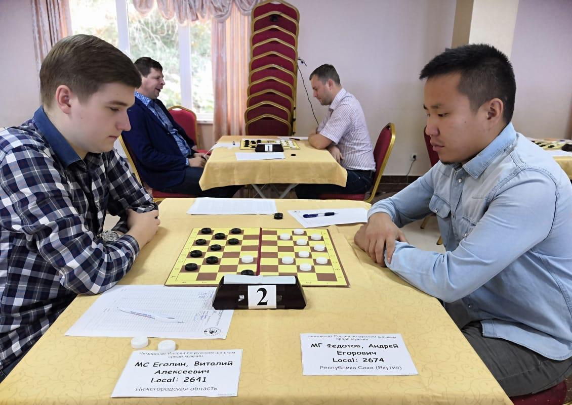 Восемь медалей в Сочи. Очередной успех якутских шашистов на чемпионате и Кубке России