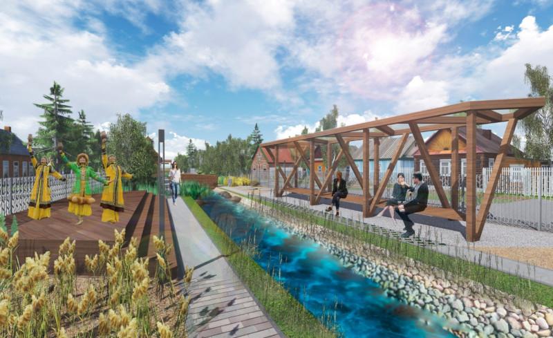 Комфортная среда. Сэкономленные на торгах средства пойдут на благоустройство трех объектов в Якутии
