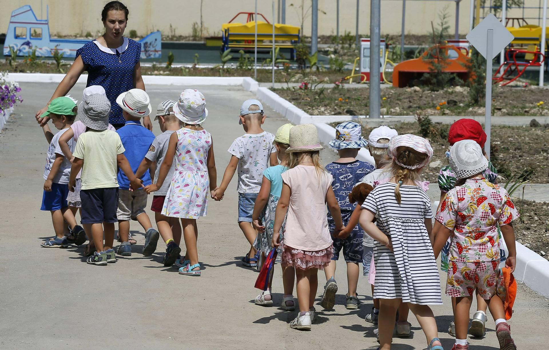 В детских садах появятся карты развития ребенка