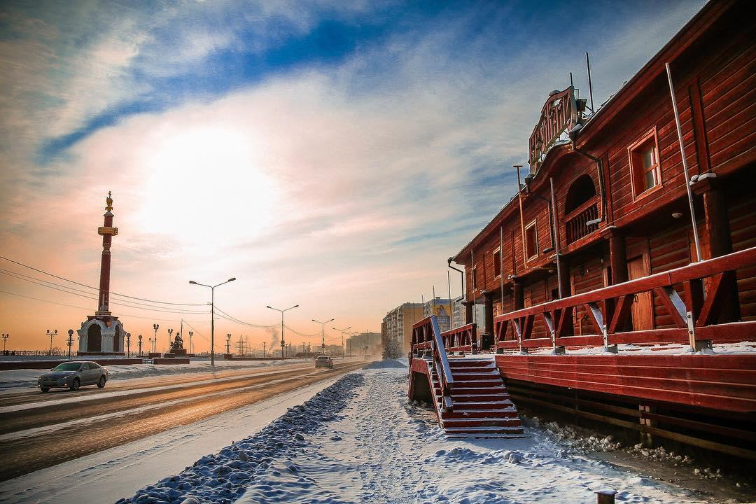 На этой неделе в Якутске похолодает до -11 градусов