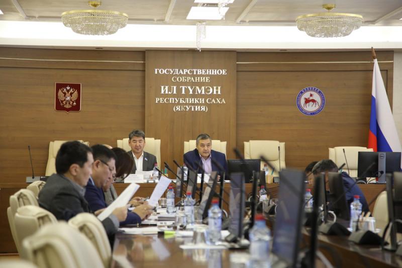 Депутаты Ил Тумэна поддержали программу газификации Якутска