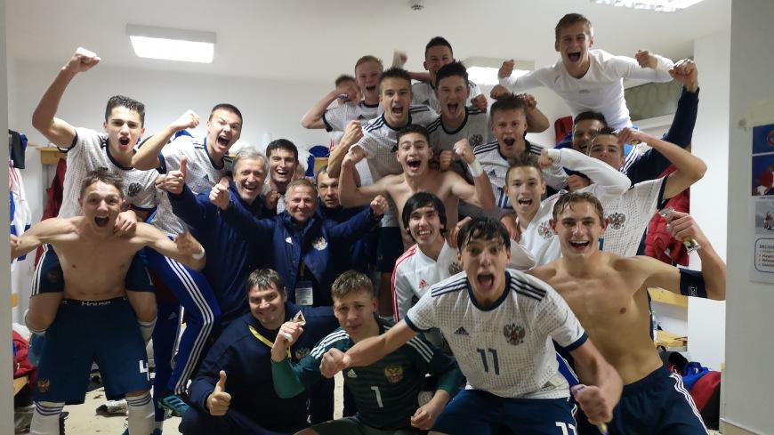 Якутский футболист вывел сборную России в элитный раунд Евро-2020