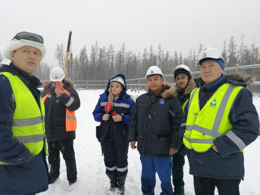 Министр экологии проинспектировал производственные и природоохранные объекты на Чаянде
