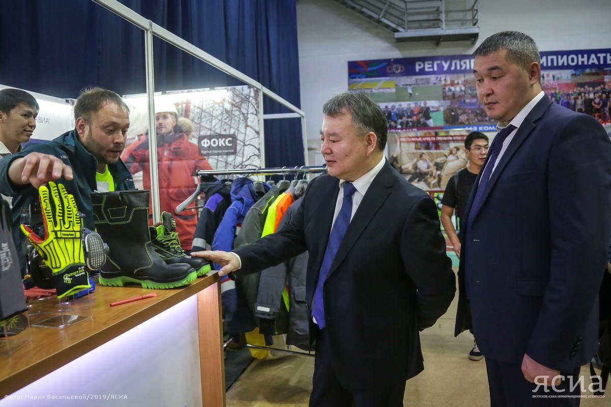 Развивая промышленный комплекс. В Якутске открылась выставка «СахаПромЭкспо-2019»