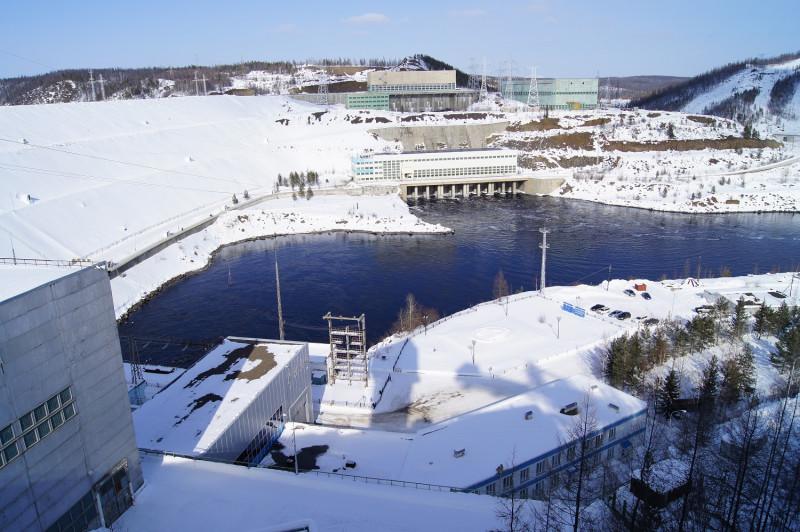 На Каскаде Вилюйских ГЭС испытали взаимодействие с системой регулирования мощности