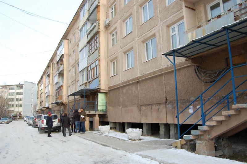 В Якутии капитальный ремонт планируется завершить в 169 многоквартирных домах