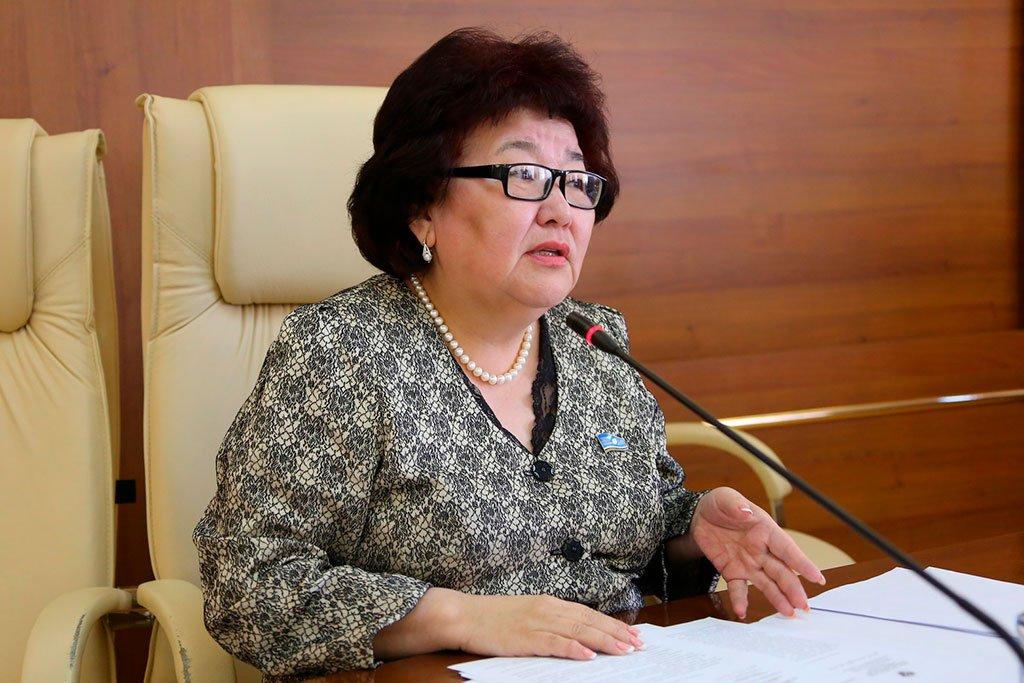 Елена Голомарева: Якутия одной из первых в стране решает проблему с обманутыми дольщиками