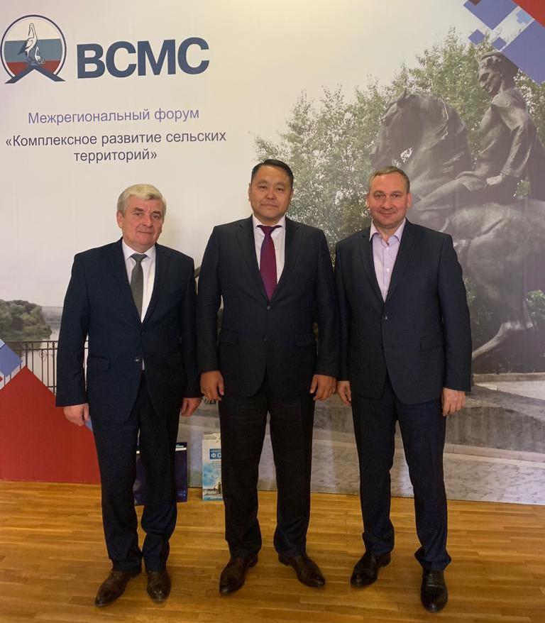 Альберт Семенов принял участие в работе российских организаций по развитию местного самоуправления