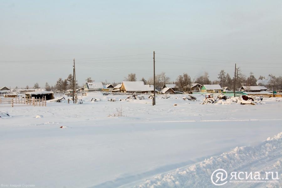 Строительство школ, детских садов, ФАПов. Шесть наслегов Якутии вошли в программу комплексного развития сельских территорий