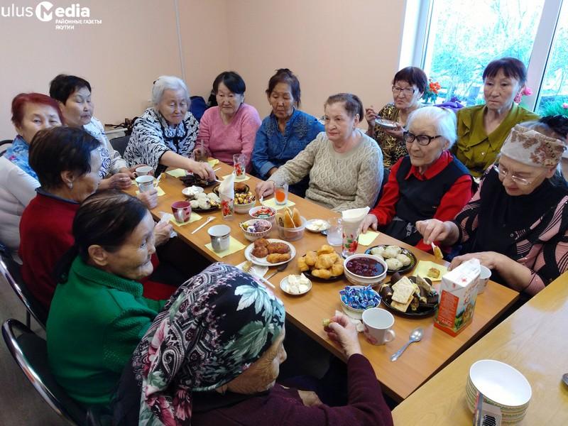 Мастер-класс по здоровому питанию. В Белой Горе проводят Декаду пожилых людей