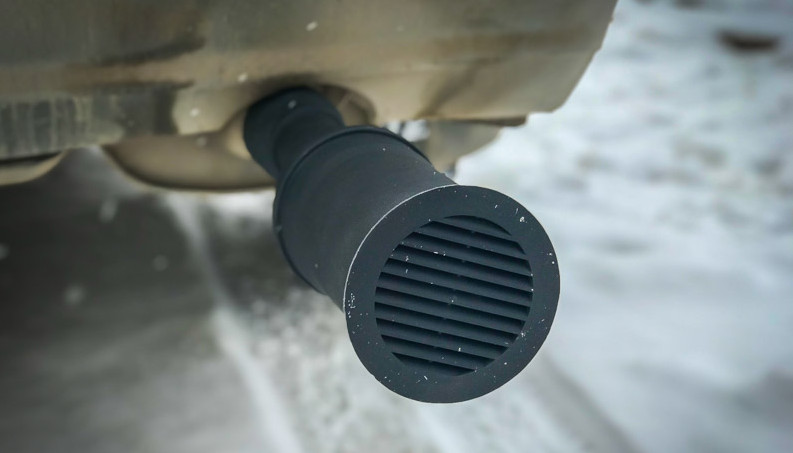 Экологичный прогрев мотора. В СВФУ разработали автомобильный фильтр выхлопных газов