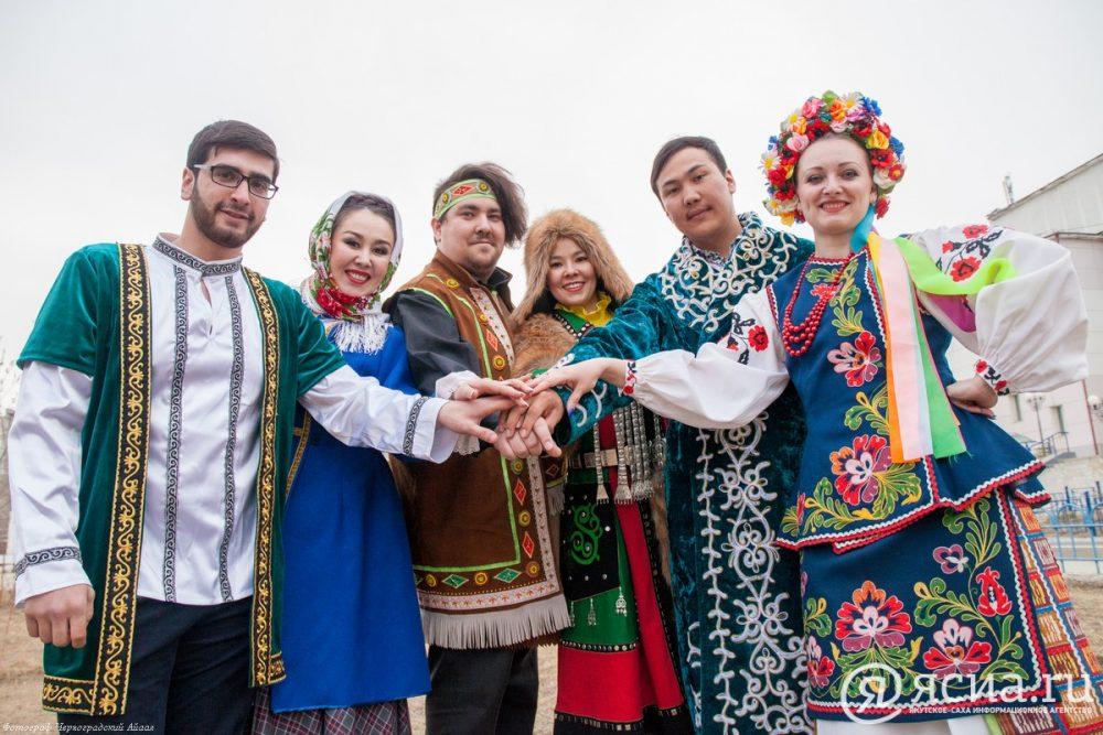 упаковки картинки разных народностей россии древних