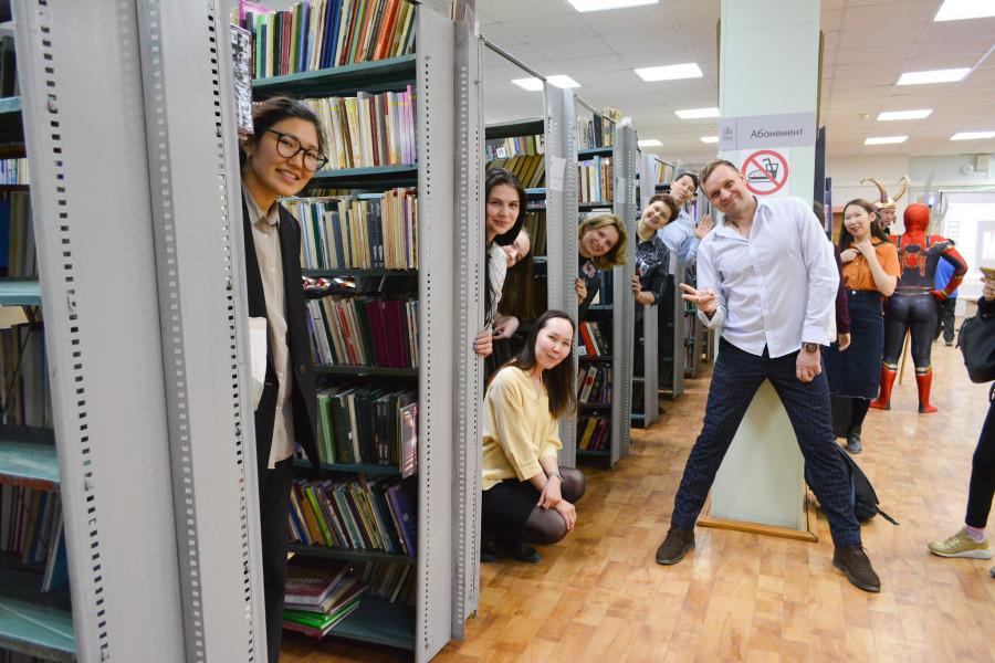 Библиотечная Ассоциация Якутии запустила сайт
