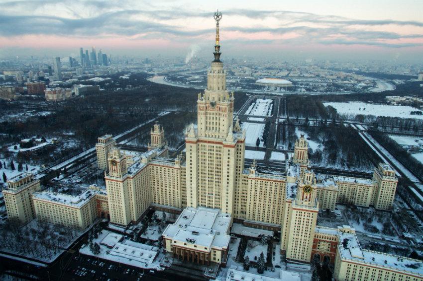 В международный рейтинг лучших университетов мира вошли 17 вузов РФ