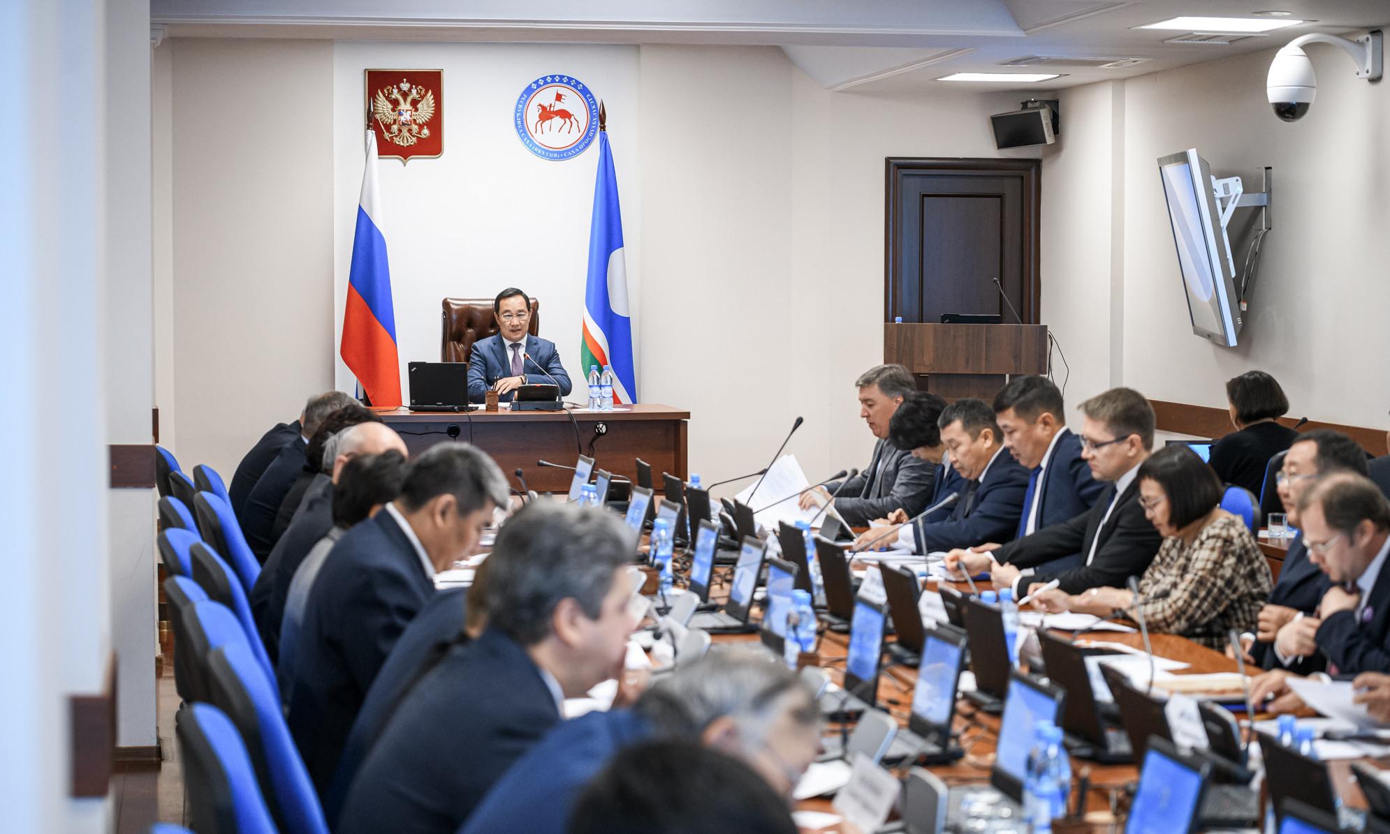 Глава Якутии: Органы МСУ и регоператоры должны сообща внедрять новую систему по обращению с ТКО