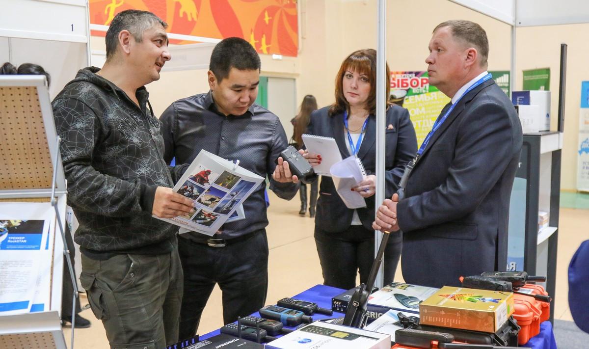 На выставку «СахаПромЭкспо» приедут компании из 17 регионов России