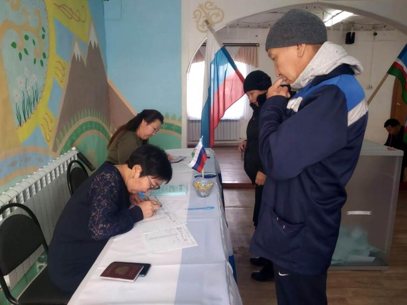 Выбор кандидата в главы. В Оймяконе началось предварительное голосование «Единой России»