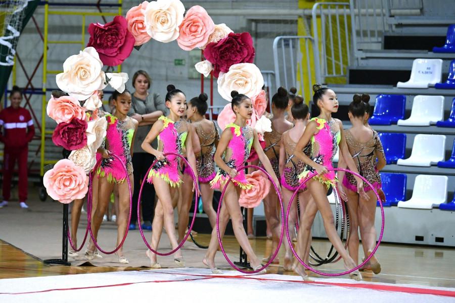 Сборная Якутии по художественной гимнастике выступит на соревнованиях в Саранске