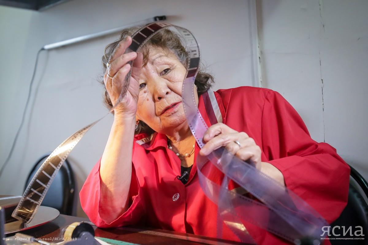 «Наши люди»: Кинопроверщица-реставратор Екатерина Салашина
