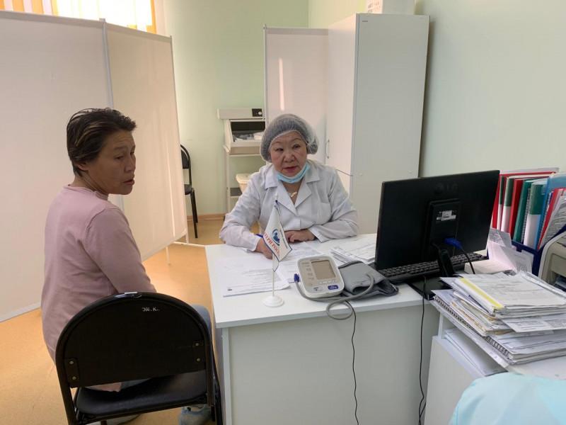 АЛРОСА оказала финансовую помощь в организации обследования здоровья жителей Жиганского района