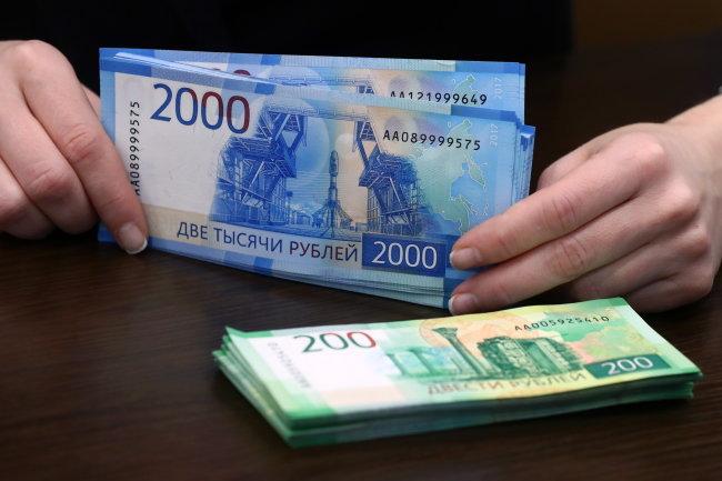 В России зафиксировали рост зарплат в большинстве компаний