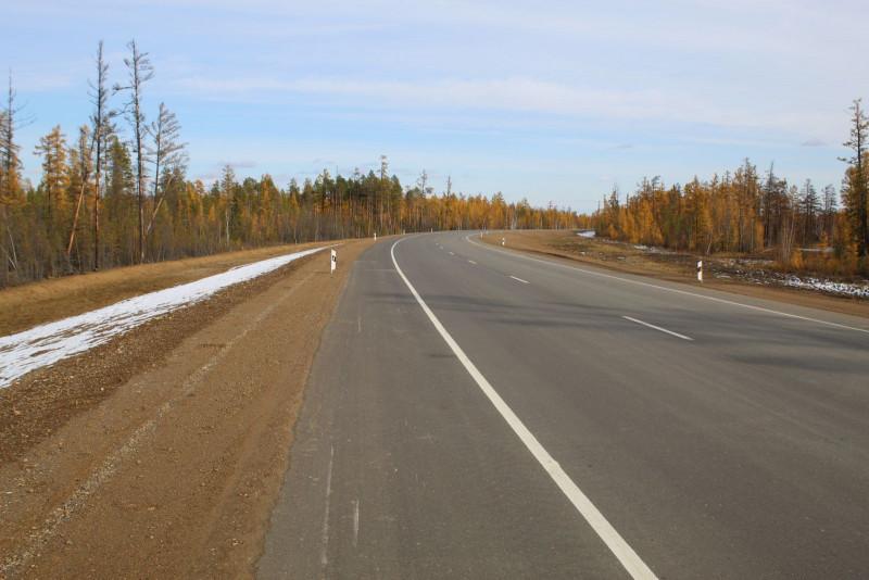 За пять лет в Намском районе Якутии введут более 42 км дорог