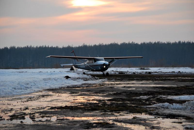 В Якутии предлагают создать авиакомпанию с базой в арктическом районе