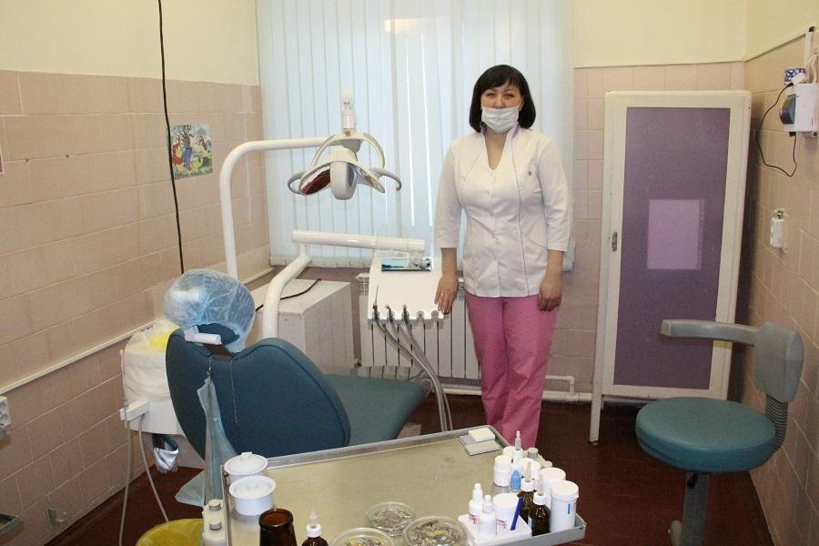 Детская поликлиника Мирного получила оборудование на 4 млн рублей по муниципальной программе