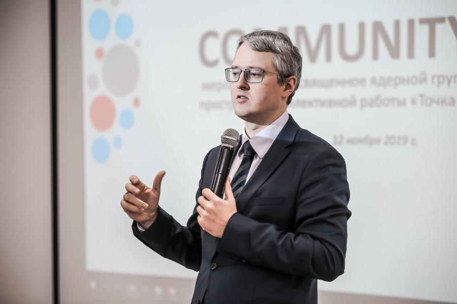 Владимир Солодов: Нам нужно менять среду и создавать город-технопарк
