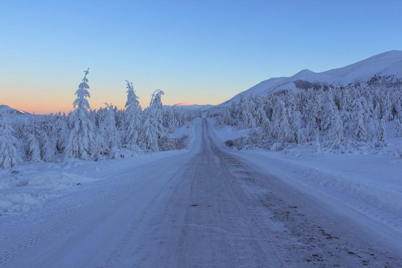 В Якутии планируют построить и отремонтировать семь объектов на автодороге «Оймякон»