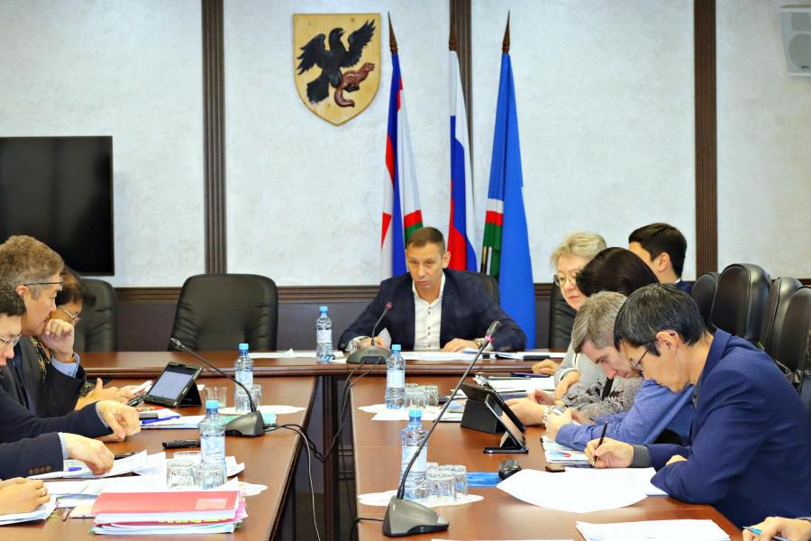 Депутаты Гордумы рассмотрели бюджет Якутска в первом чтении