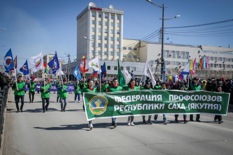 Николай Дегтярев: Профсоюзы объединяют и сплачивают трудящихся в деле защиты их прав и интересов