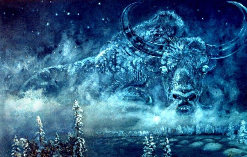 У якутского Быка холода вырос первый рог — ЯСИА