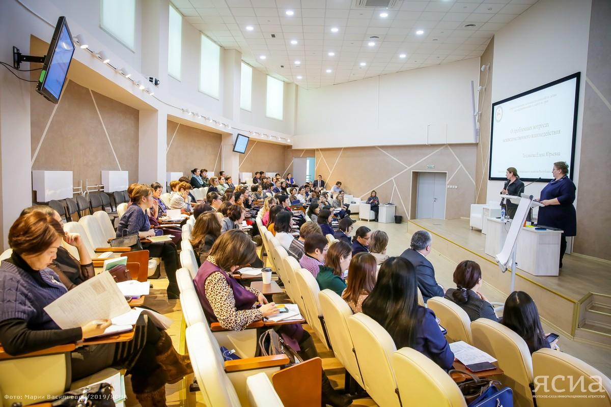 Елена Морозова: В Якутии снижается число семей, находящихся в социально опасном положении