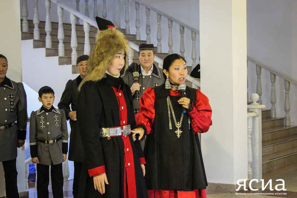 И мужчинам, и женщинам. О якутских поясах рассказала этнограф Александра Прокопьева