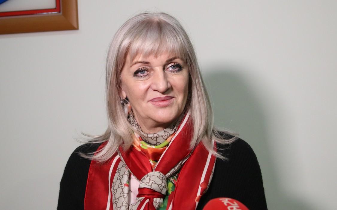 Заслуженный тренер РФ Татьяна Грибкова: У якутских гимнасток хорошие перспективы