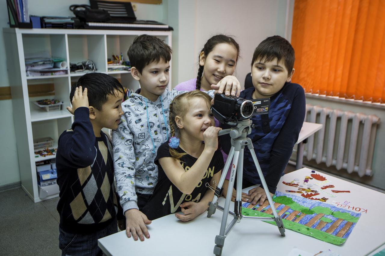 """Проект """"Сделано в Якутии"""". Ожившая сказка, или Разговоры о будущем анимации в республике"""