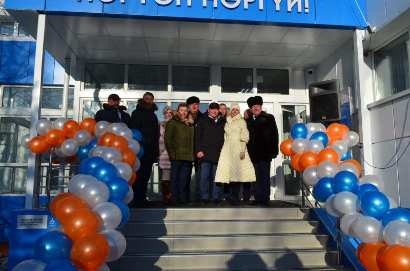Для удобства клиентов. РусГидро открыло первый единый центр оплаты услуг ЖКХ в Якутии