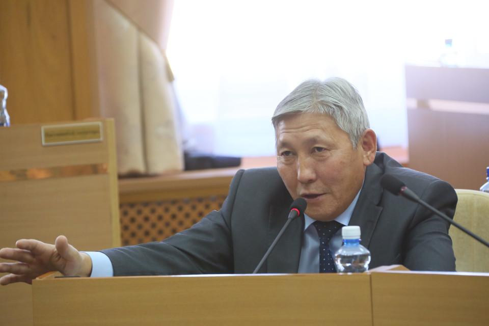 В комитетах Ил Тумэна произошли «перестановки»