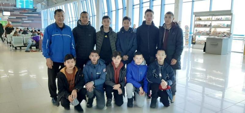Команда из Якутии будет бороться за победу в турнире Фестиваля детского дворового футбола в Москве