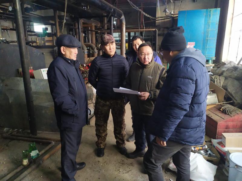 Котельные якутского села Бердигестях переведут на газ