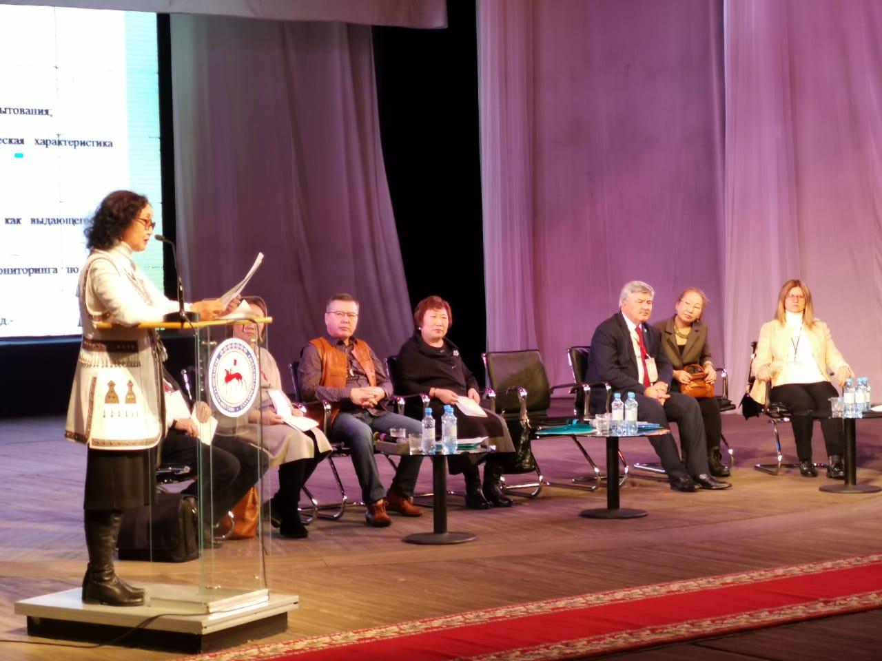 Сохранение, изучение и развитие. В Якутске проходит конференция, посвященная эпосу Олонхо