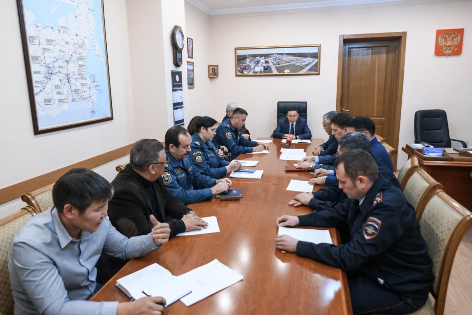 На несанкционированных переправах в Якутии установят видеокамеры, а нарушителей будут штрафовать